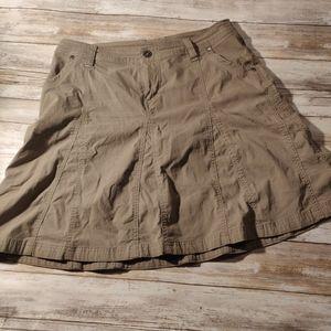 Kuhl skirt